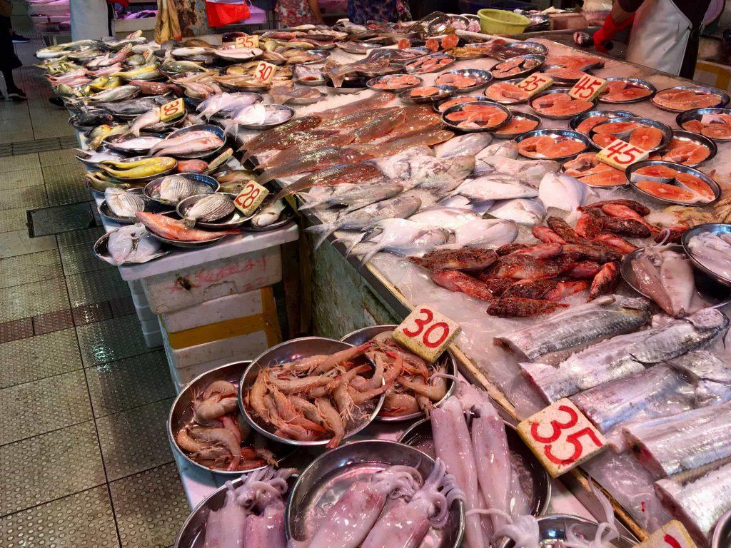 The Best Local Food In Hong Kong Hong Kong S Wet Markets