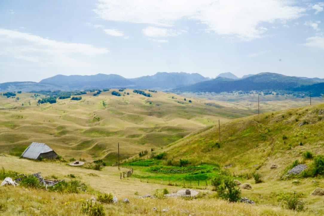Piva Plateau Via Dinarica Trail Itinerary