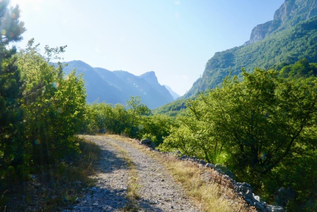 Sutjeska National Park Via Dinarica Trail Itinerary
