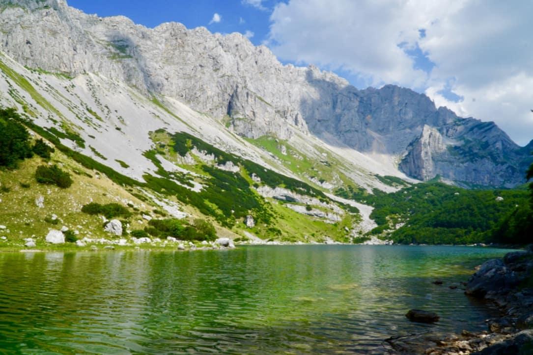 Skrcko Jezero Via Dinarica Trail Itinerary