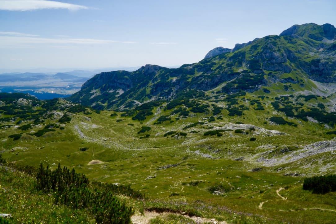 Zabljak Via Dinarica Trail Itinerary