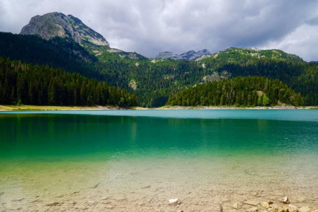 Black Lake Zabljak Via Dinarica Trail Itinerary
