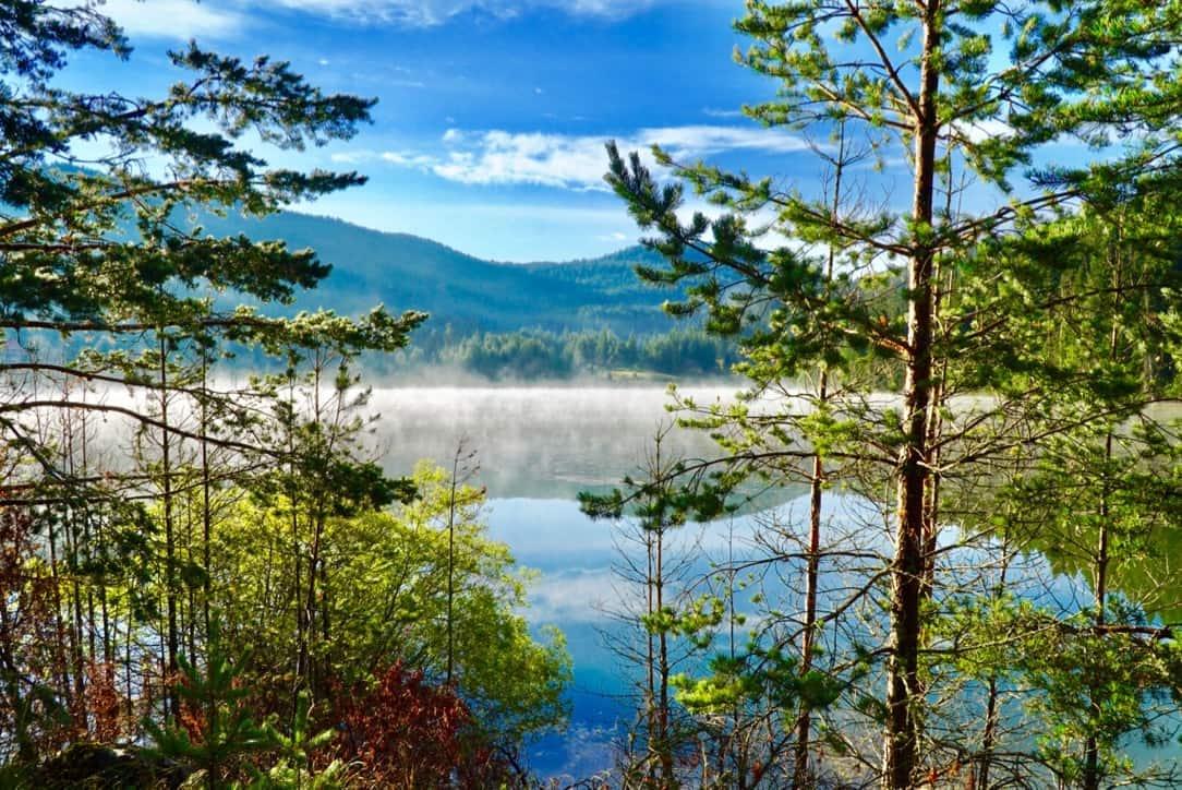 Zminicko Jezero Via Dinarica Trail Itinerary