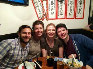 Two Days in Tokyo Ebisu
