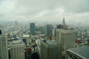 Two Days in Tokyo Tokyo Metropolitan Government Building