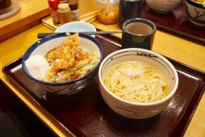 Two Days in Tokyo Tempura Tendon Tenya