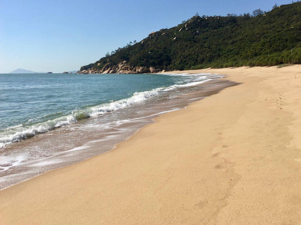 Tai Long Wan Lantau Island