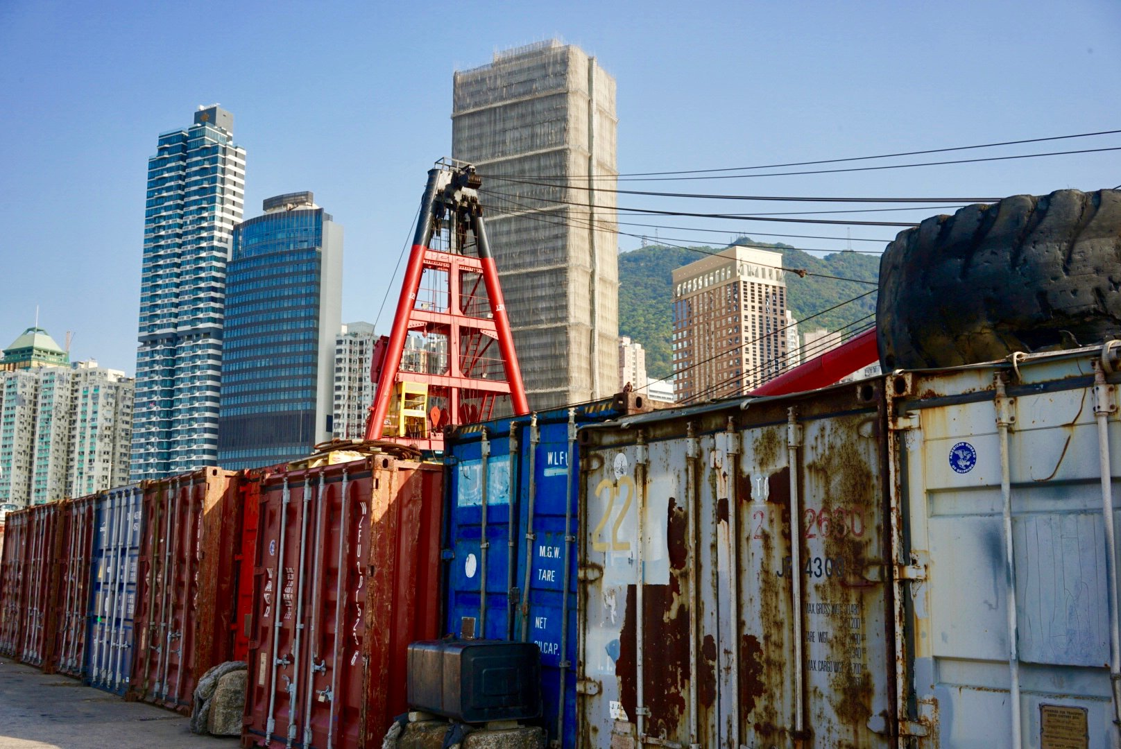Instagram Pier, Hong Kong