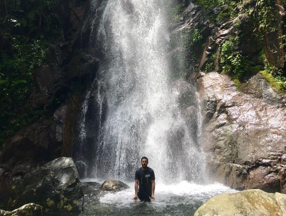 Hike Ng Tung Chai Waterfalls in Hong Kong
