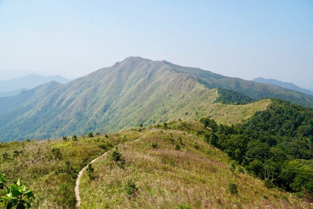 Hike Pat Sin Leng the Ridge of 8 Eight Immortals
