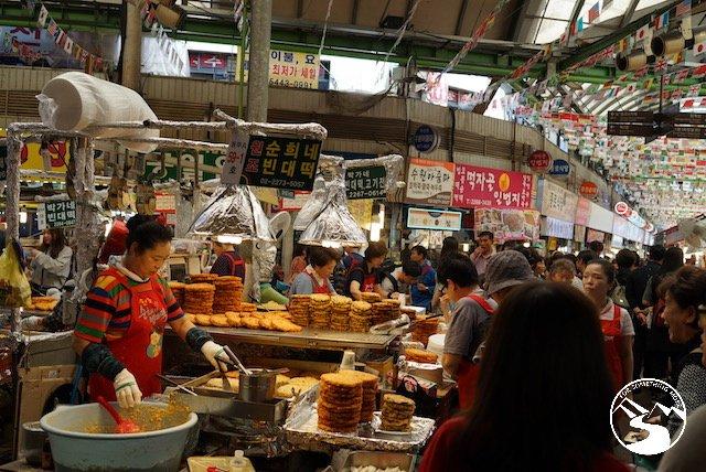Yusin Arcade Two Days in Seoul South Korea