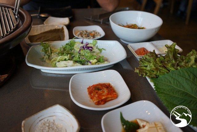 Maple Tree House Korean Barbecue Two Days in Seoul South Korea