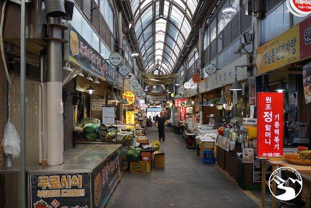 Tongin Market Two Days in Seoul South Korea