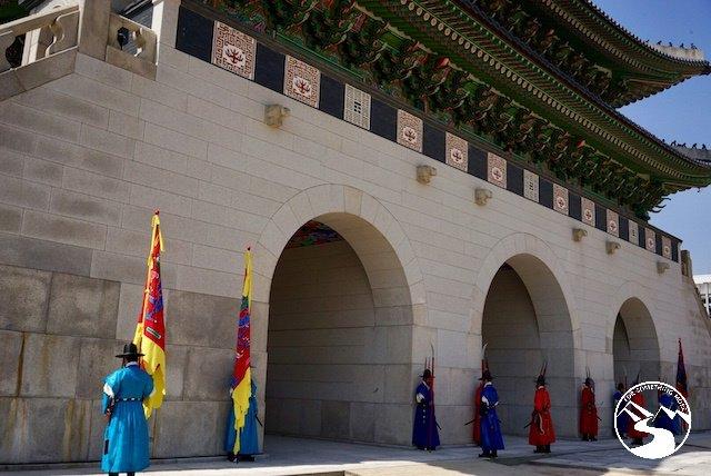 Gyeongbokgung Palace Two Days in Seoul South Korea
