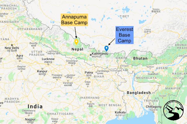 Nepal Trekking Holiday Annapurna Base Camp Everest Base Camp