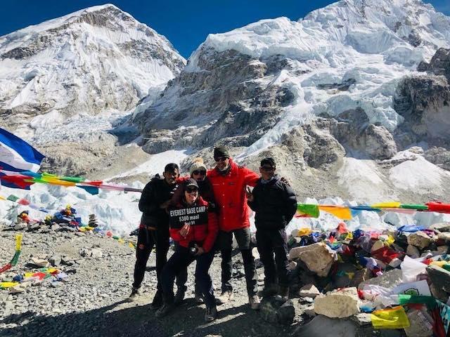 Nepal Trekking Holiday Mt. Everest Base Camp