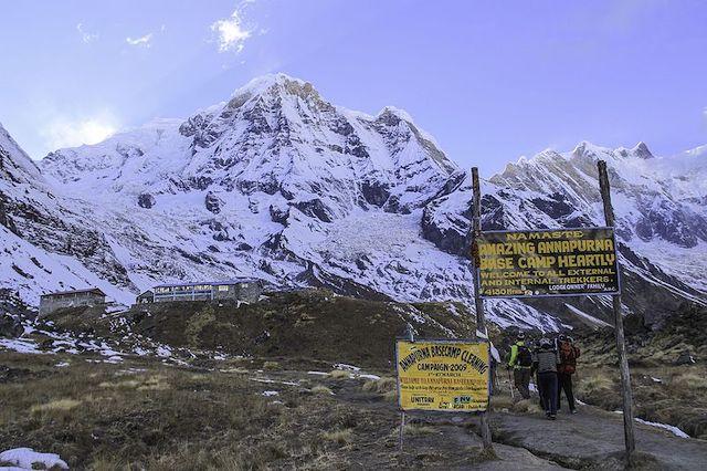 Nepal Trekking Holiday Trekking to Annapurna Base Camp