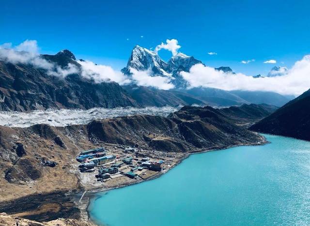 Gokyo Lake Everest Region Nepal Trekking Holiday   Everest or Annapurna You Cant Go Wrong