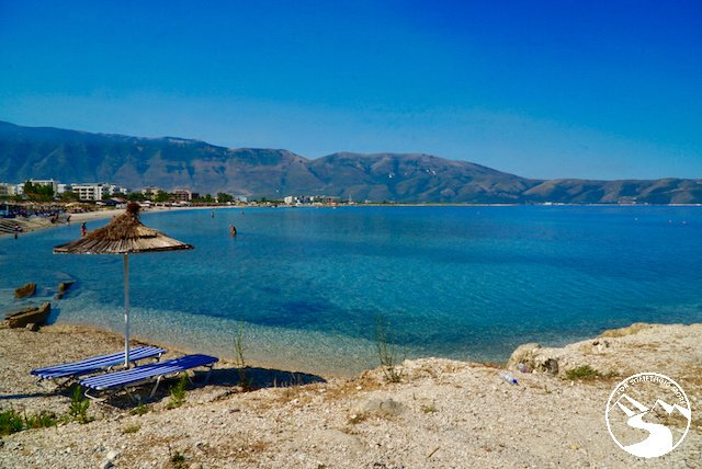 There were so many beaches on our road trip in Albania