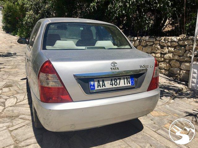 Another rental car