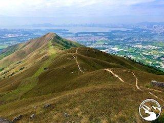 Hike Lam Tsuen Country Park - Kai Kung Leng (Rooster Ridge)