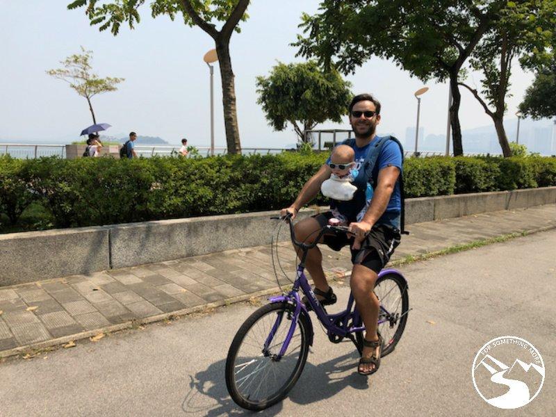 cycle in sha tin