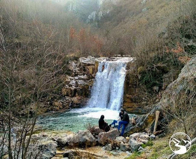 Crni Vir Waterfall