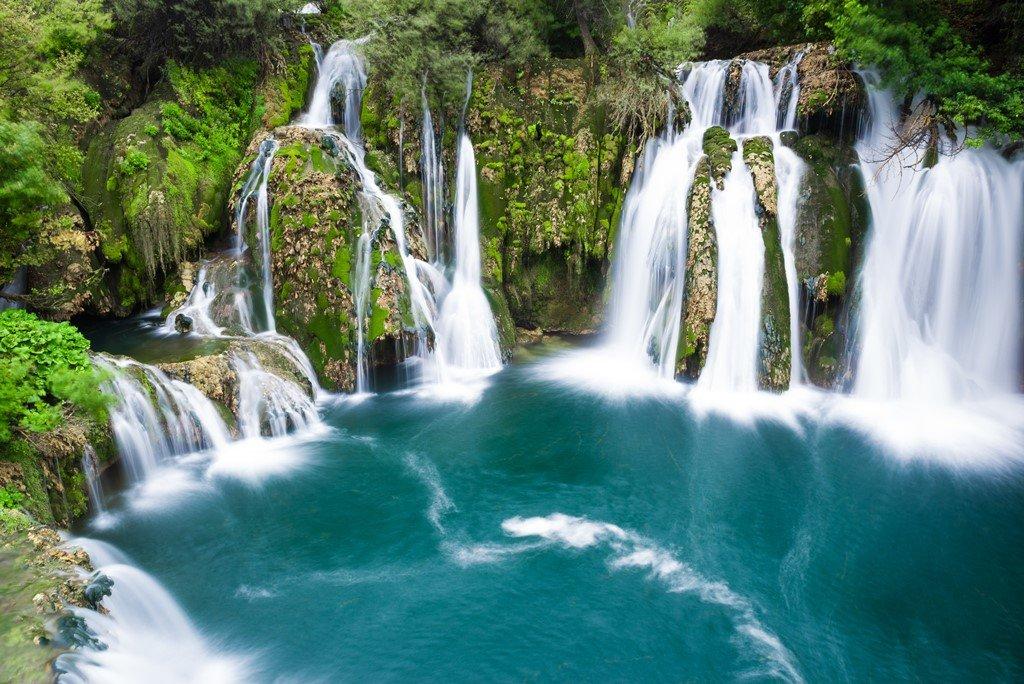 Martin Brod Waterfall