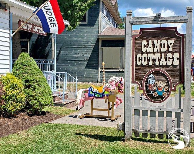 The Candy Cottage
