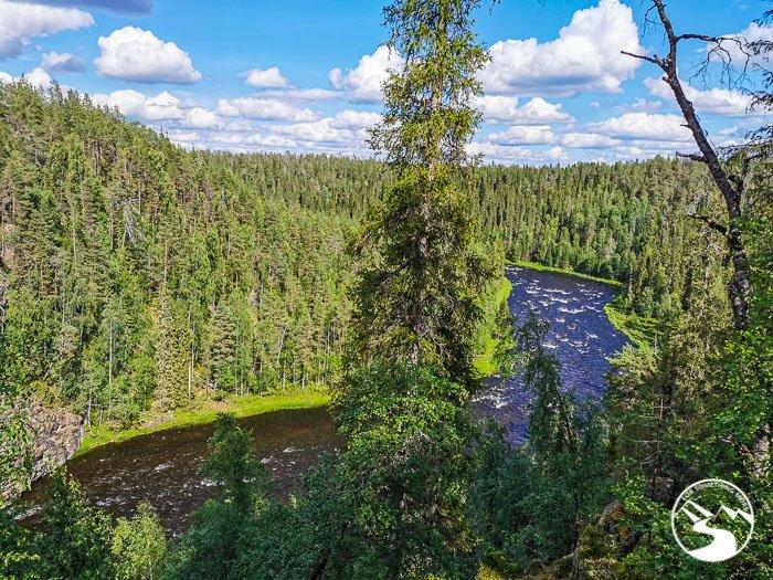 A view from Kalliosaari