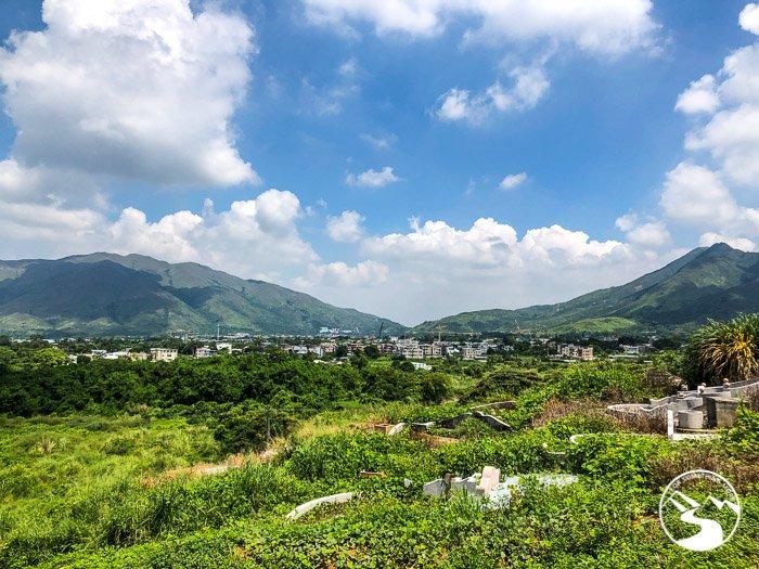 farmland near Ho Pui Reservoir Family Walk