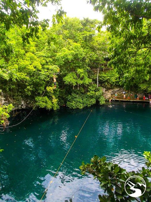 visit Laguna Dudu on your Dominican Republic road trip