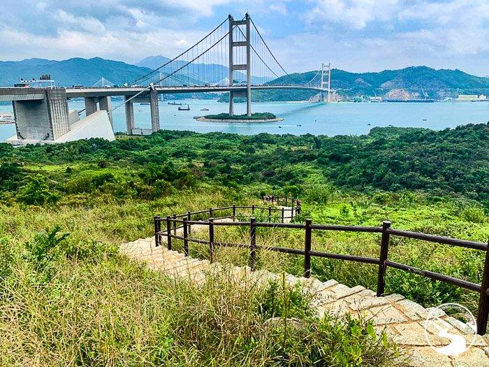 views atop Tai Leng Tau