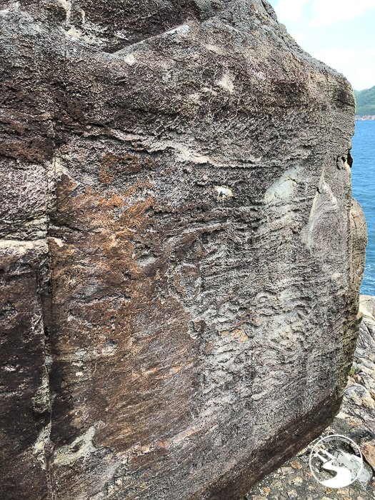 Lung Ha Wan Rock Carving