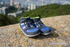 Little Kid's Bare Steps® Ridge Jr. Hiker front view