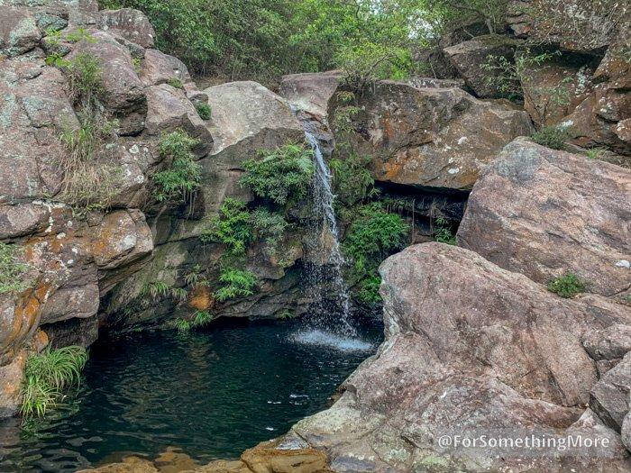 Ping Nam Stream waterfall